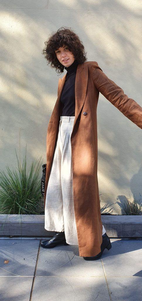 Jenna Flood - the sustainable Fashion Stylist