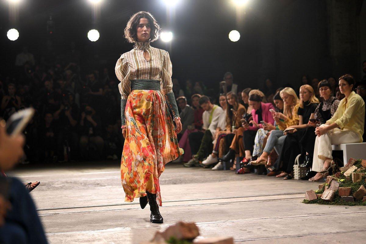 LEO & LIN womens fashion runway at Australian Fashion Week