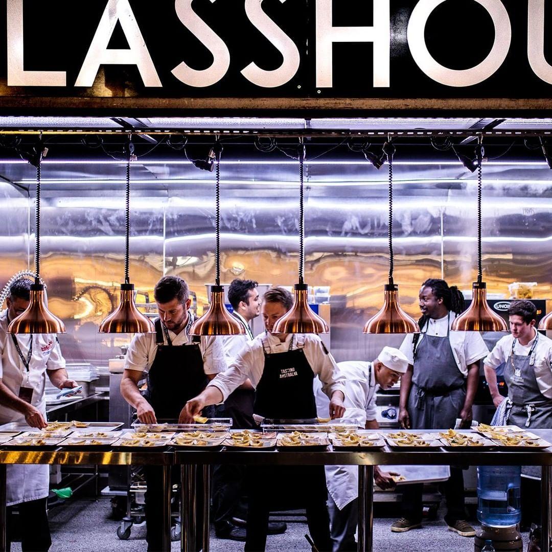 Chefs at Tasting Australia