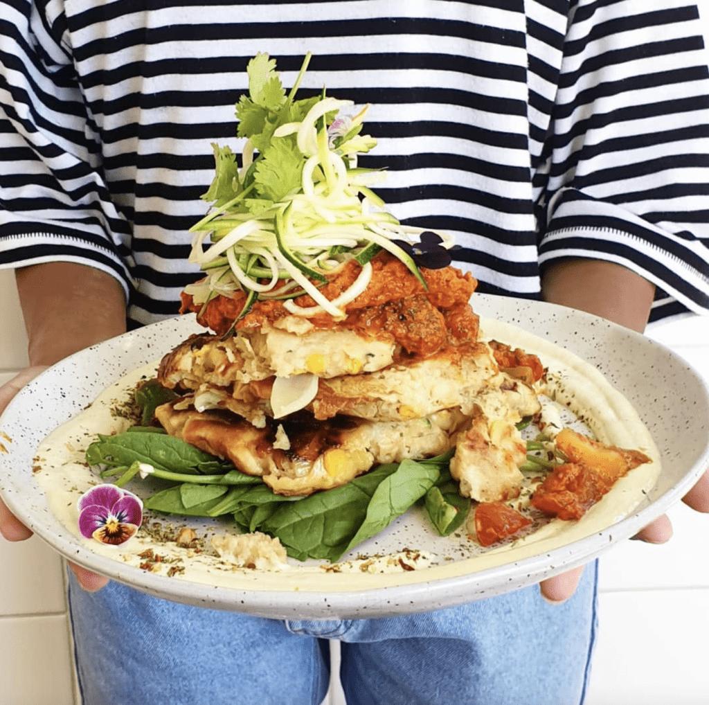 Vegan Dish - Best Vegan Cafes Perth - Flora and Fauna