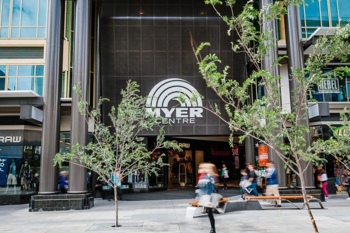 Myer Centre Adelaide