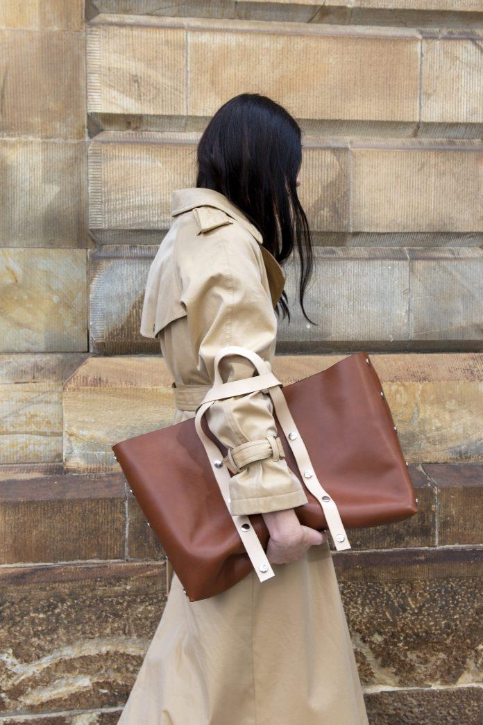 Katya Komarova Australian made leather bags