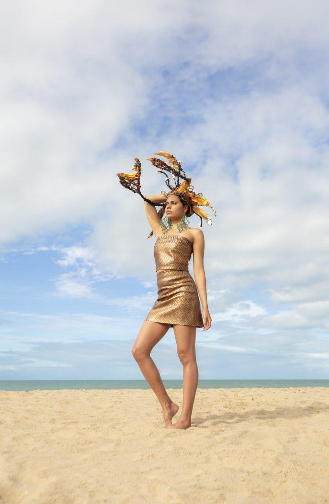Cairns Indigenous Art Fair - CIAF - Fashion showcase