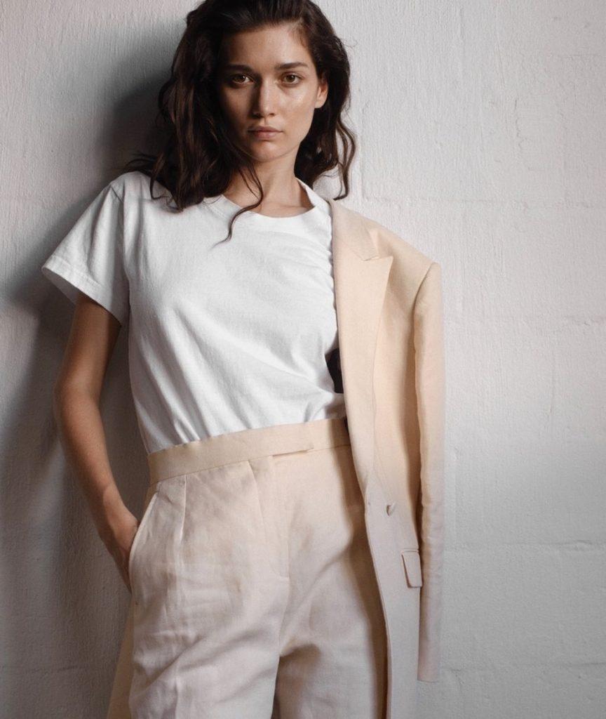 slow fashion brand E Nolan