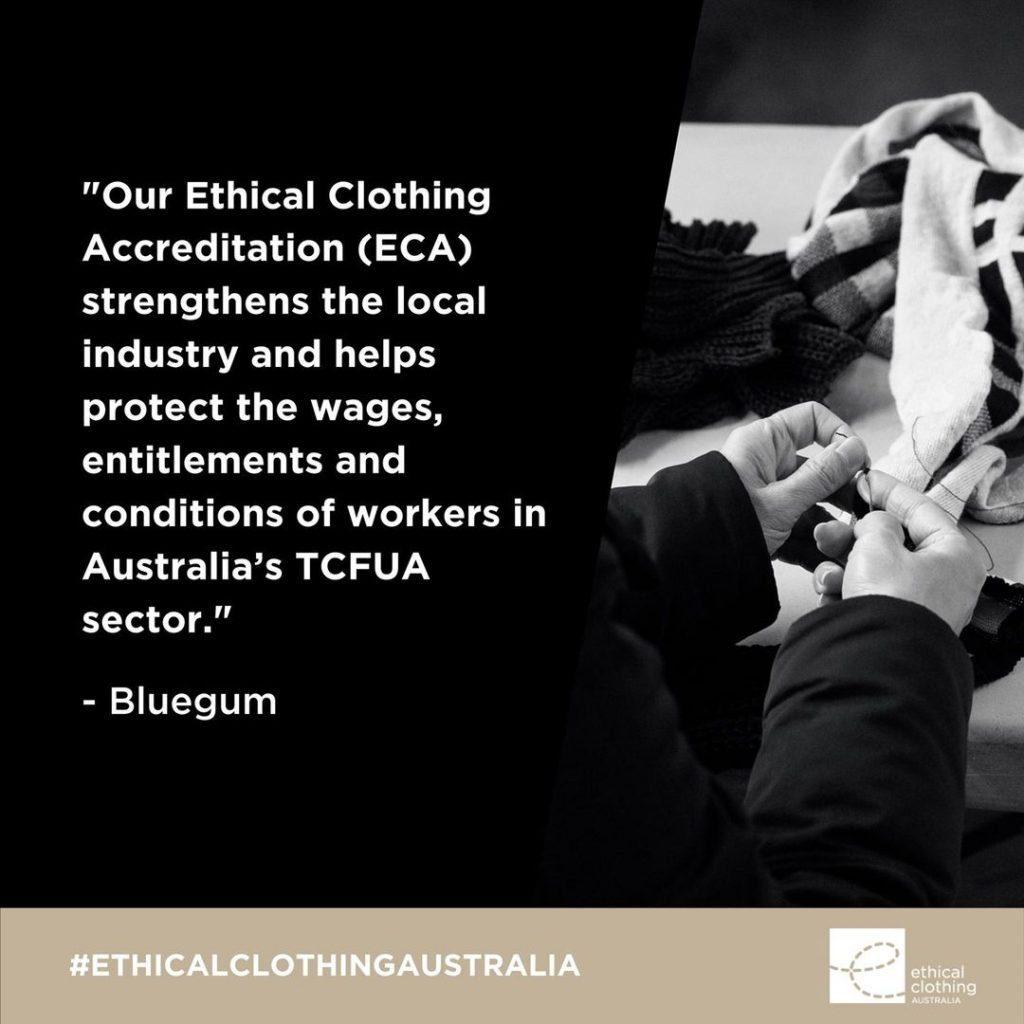 Ethical Clothing Australia on Fast Fashion