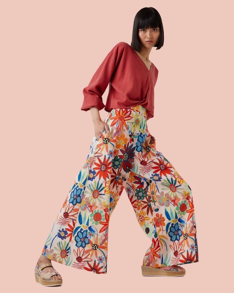 Sustainable fashion label Kuwaii