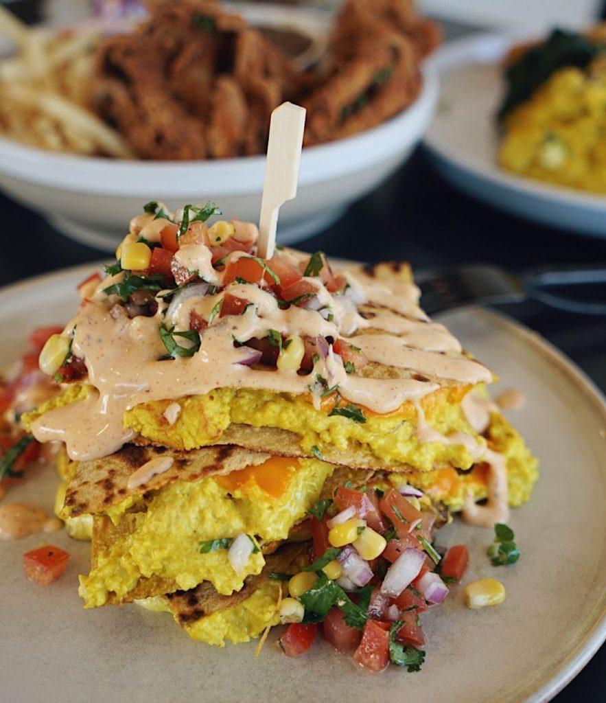 Vegan Food by Crux Vegan Cafe, Adelaide