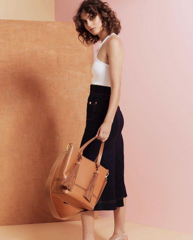 Branded Bag Label Lanamara
